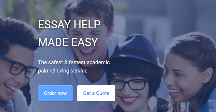 Speedypaper review homepage